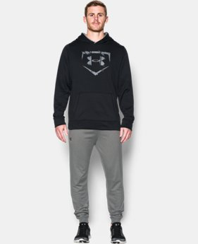 New Arrival Men's UA Baseball Training Hoodie LIMITED TIME: FREE U.S. SHIPPING  $64.99