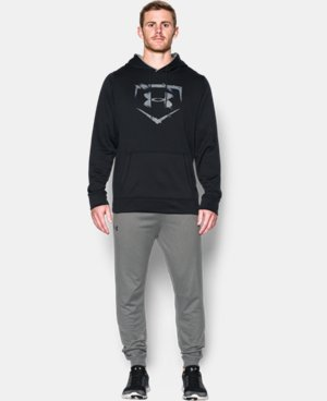 Men's UA Baseball Training Hoodie   $74.99