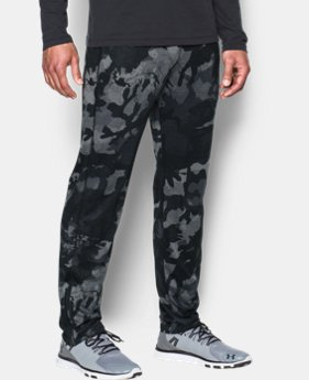 New Arrival  Men's UA Tech™ Printed Pants   $59.99