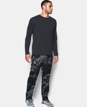 Men's UA Tech™ Printed Pants