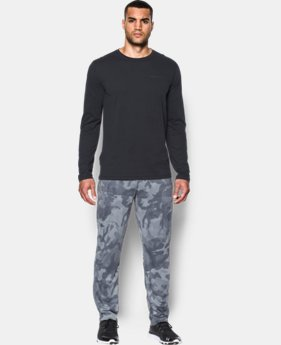 New Arrival  Men's UA Tech™ Printed Pants  2 Colors $59.99