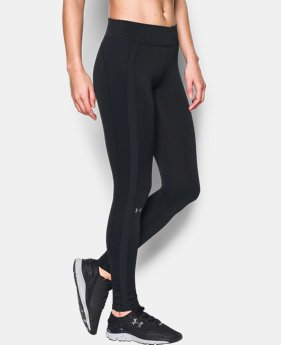 Women's UA ColdGear® Legging LIMITED TIME OFFER + FREE U.S. SHIPPING 2 Colors $44.99