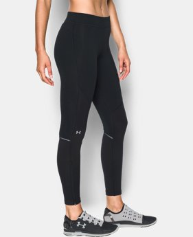 New Arrival  Women's UA ColdGear® Elements Legging LIMITED TIME: FREE SHIPPING 1 Color $79.99