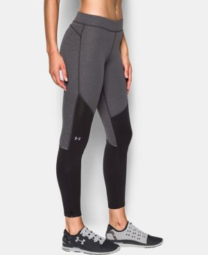 Women's UA ColdGear® Elements Legging  3 Colors $69.99