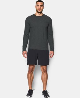 Men's Charged Cotton® Long Sleeve T-Shirt    $26.99