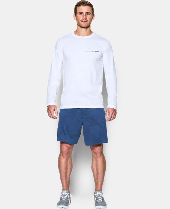 Men's Charged Cotton® Long Sleeve T-Shirt   1 Color $34.99
