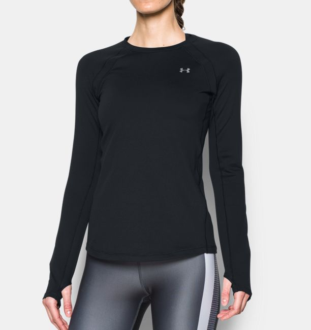513ccf7de Women's UA ColdGear® Long Sleeve | Under Armour US
