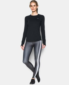 Women's UA ColdGear® Long Sleeve LIMITED TIME OFFER + FREE U.S. SHIPPING 9 Colors $37.99 to $49.99