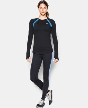 Women's UA ColdGear® Long Sleeve LIMITED TIME OFFER + FREE U.S. SHIPPING 10 Colors $37.49
