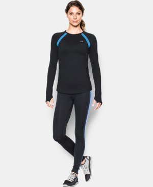 Women's UA ColdGear® Long Sleeve LIMITED TIME: FREE U.S. SHIPPING 13 Colors $37.49