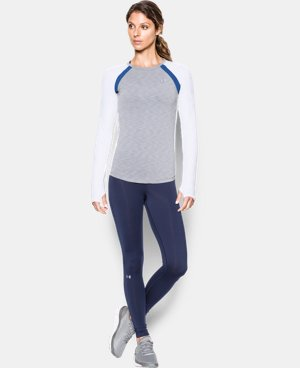 Women's UA ColdGear® Long Sleeve  3 Colors $59.99