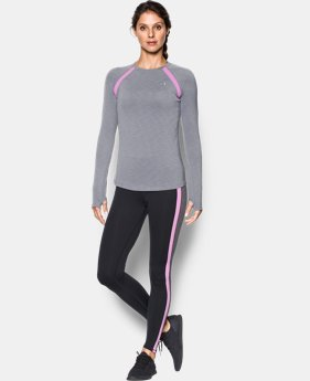 Women's UA ColdGear® Long Sleeve  3 Colors $44.99