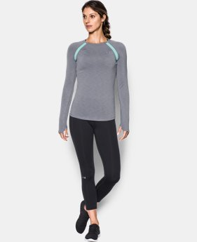 Women's UA ColdGear® Long Sleeve  4 Colors $37.99