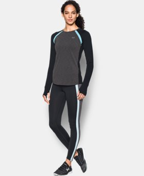 Women's UA ColdGear® Long Sleeve LIMITED TIME OFFER + FREE U.S. SHIPPING 15 Colors $37.49