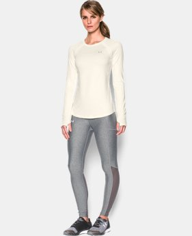 Best Seller Women's UA ColdGear® Long Sleeve   $49.99