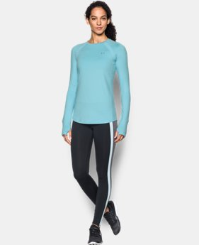 Women's UA ColdGear® Long Sleeve LIMITED TIME: FREE SHIPPING 5 Colors $44.99