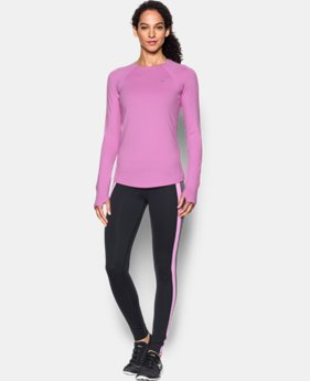 Women's UA ColdGear® Long Sleeve LIMITED TIME: FREE SHIPPING 1 Color $49.99