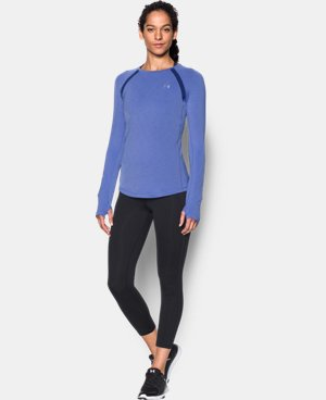 Women's UA ColdGear® Long Sleeve LIMITED TIME: FREE SHIPPING  $44.99