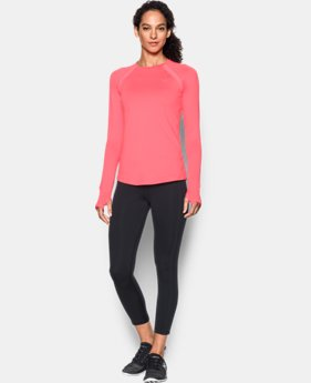 Women's UA ColdGear® Long Sleeve LIMITED TIME OFFER 1 Color $34.99