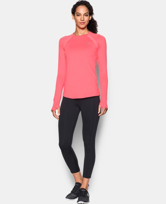 Women's UA ColdGear® Long Sleeve LIMITED TIME OFFER + FREE U.S. SHIPPING 1 Color $37.49