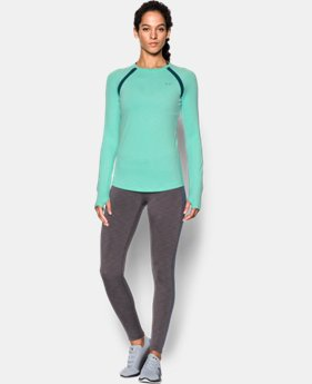 Women's UA ColdGear® Long Sleeve LIMITED TIME: FREE SHIPPING 1 Color $44.99