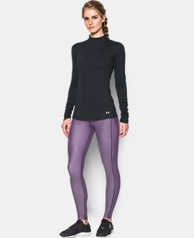 Women's UA ColdGear® Armour Mock  1 Color $33.99
