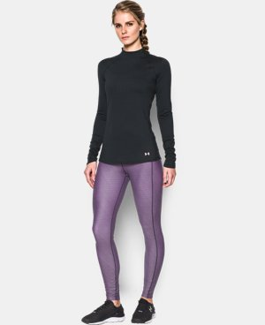Women's UA ColdGear® Armour Mock LIMITED TIME OFFER + FREE U.S. SHIPPING 1 Color $41.24