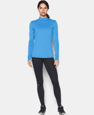 Women's UA ColdGear® Armour Mock  1 Color $48.74