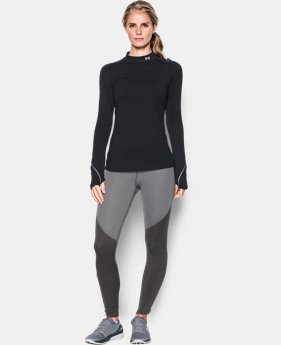Women's UA ColdGear® Elements Mock  1 Color $27.56