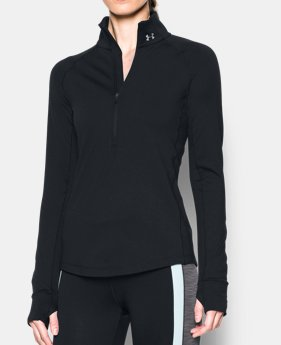 cd1d34be2 Best Seller Women's ColdGear® ½ Zip 1 Color Available $59.99