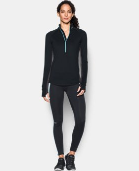 Best Seller Women's UA ColdGear® ½ Zip  2 Colors $59.99
