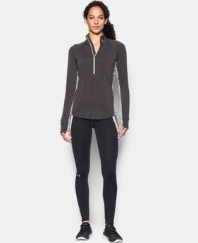 Women's UA ColdGear® ½ Zip  1 Color $59.99