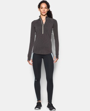 Women's UA ColdGear® 1/2 Zip LIMITED TIME: FREE SHIPPING  $52.49