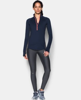 Women's UA ColdGear® 1/2 Zip  1 Color $24.74 to $26.99