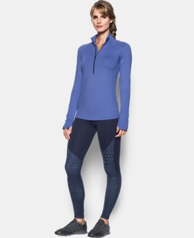 Women's UA ColdGear® 1/2 Zip  1 Color $35.99 to $44.99