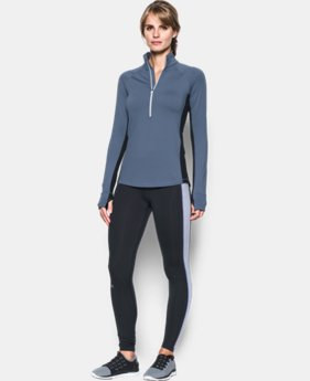 Women's UA ColdGear® 1/2 Zip  2 Colors $32.99 to $44.99