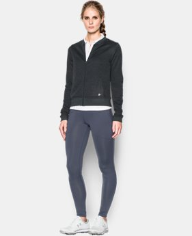 Women's UA Storm SweaterFleece Full Zip Bomber  1 Color $35.99