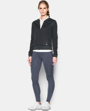 Women's UA Storm Sweaterfleece Full Zip Bomber LIMITED TIME: FREE U.S. SHIPPING 2 Colors $59.99 to $79.99