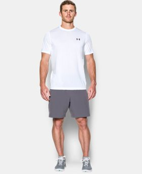 New Arrival  Men's UA Raid Turbo Short Sleeve T-Shirt  LIMITED TIME: FREE SHIPPING 1 Color $39.99