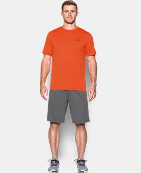 New Arrival  Men's UA Raid Turbo Short Sleeve T-Shirt  LIMITED TIME: FREE SHIPPING  $39.99