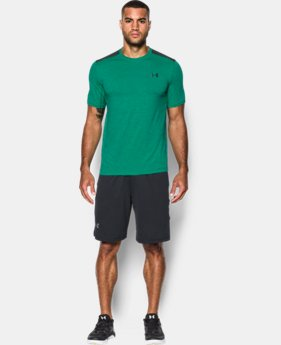 Best Seller Men's UA Raid Turbo Short Sleeve T-Shirt  LIMITED TIME: FREE SHIPPING 1 Color $34.99