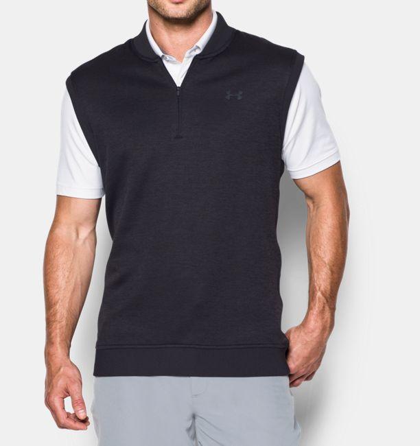 Men's UA Storm SweaterFleece Vest | Under Armour US