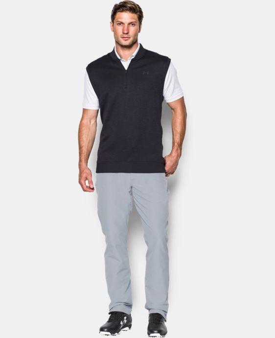Men's UA Storm SweaterFleece Vest  1 Color $74.99