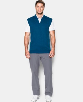 Best Seller Men's UA Storm SweaterFleece Vest  1 Color $64.99