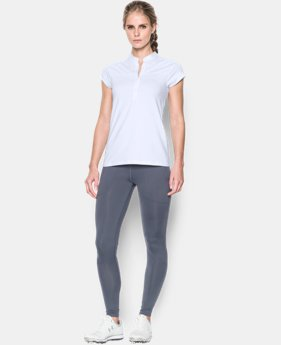 New Arrival Women's UA Jacquard Novelty Drape T-Shirt  1 Color $64.99