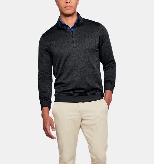 dc4fc04ae843 Men's UA Storm SweaterFleece ¼ Zip