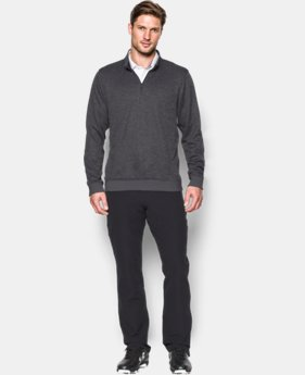 Best Seller Men's UA Storm SweaterFleece ¼ Zip LIMITED TIME: FREE SHIPPING  $69.99