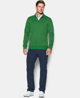 Men's UA Storm SweaterFleece ¼ Zip LIMITED TIME: FREE SHIPPING 1 Color $79.99