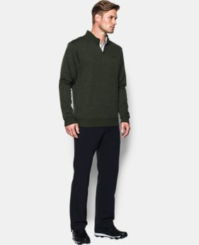 Men's UA Storm SweaterFleece ¼ Zip  3 Colors $39.74 to $52.99