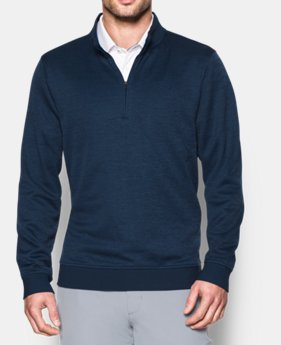 Men's UA Storm SweaterFleece ¼ Zip LIMITED TIME ONLY 6  Colors Available $48.99